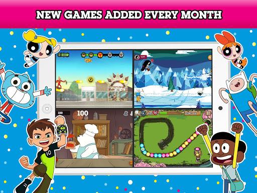 Cartoon Network GameBox screenshot 19