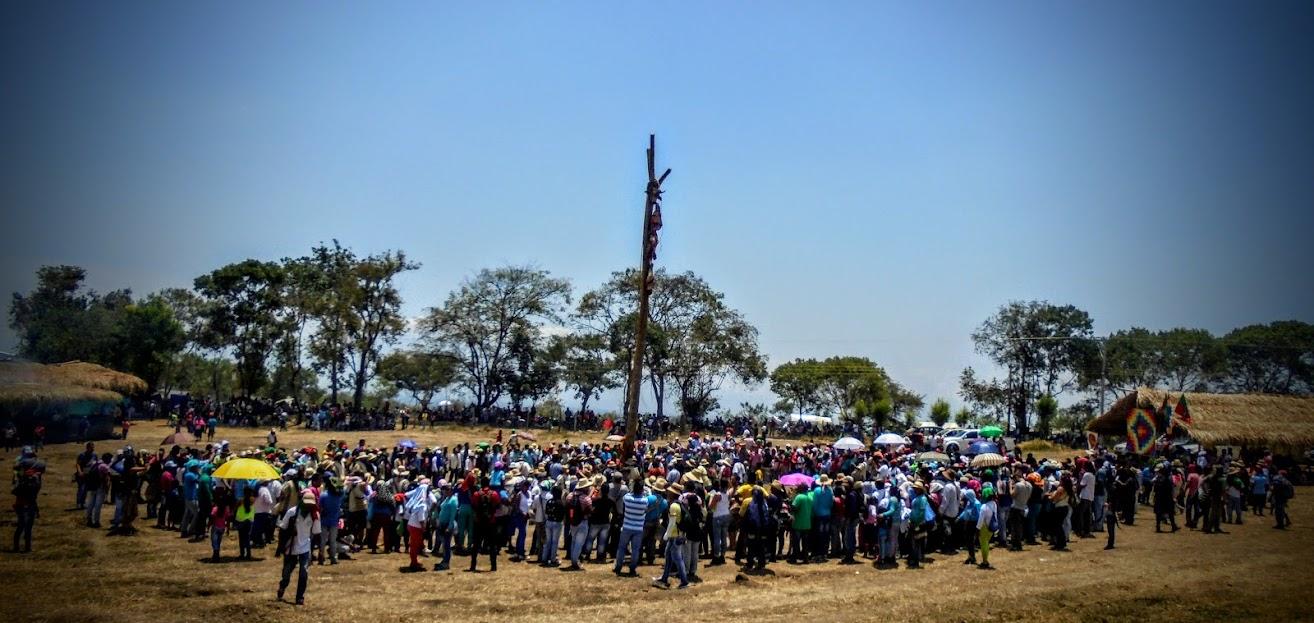 El Saakhelu para ofrendar a Uma Kiwe – Madre Tierra