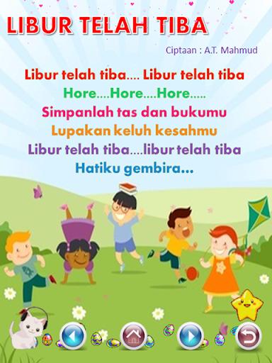 Indonesian Children's Songs  screenshots 4