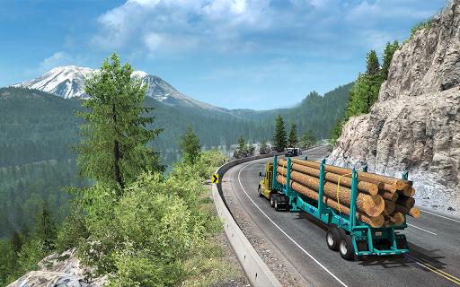PK Cargo Truck Transport Game 2018 screenshots 1