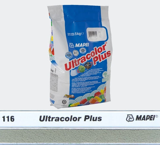 Ultracolor Plus Fogmassa 116 Musk Grey 5kg
