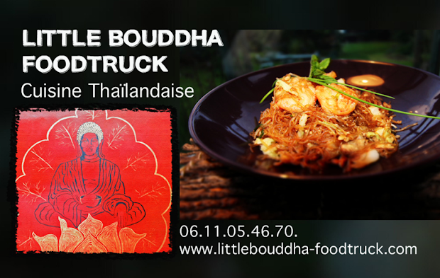 little bouddha foodtruck à toussus le noble