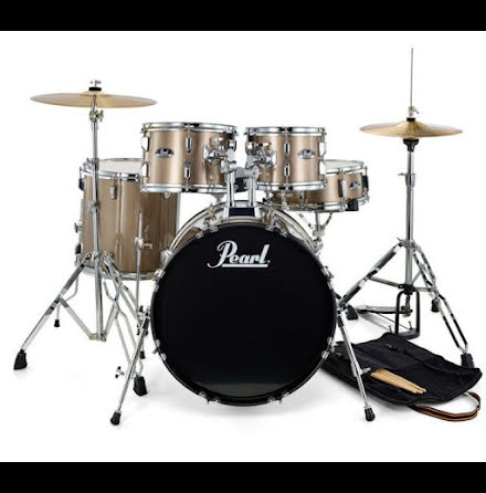 "Pearl Roadshow 20""-set - Bronze Metallic"