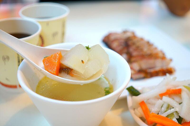 百順滑口燒鴨餐廳,水里美食-5