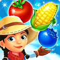 Harvest Mania - Match-3 Puzzle icon