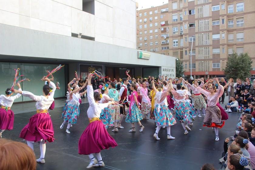 Día de Andalucía, Conservatorio de Danza