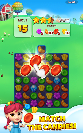 Sweet Road: Cookie Rescue Free Match 3 Puzzle Game  screenshots 9