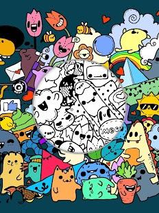 Doodle Coloring Books Screenshot Thumbnail