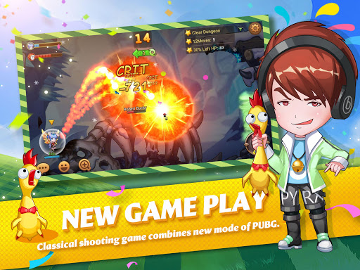 Bomb Heroes-Royal Shooter GO screenshots 2