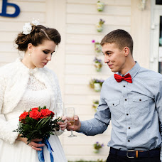 Wedding photographer Valentina Vysokomirnaya (ValyaKroft). Photo of 22.01.2016