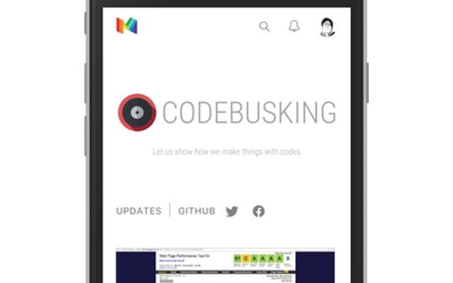 CODEBUSKING Readers Helper on the Medium