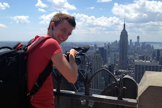 Photo: Top of the Rock http://ow.ly/caYpY