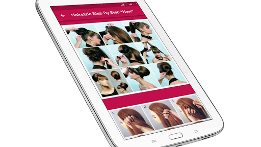 Hairstyle Changer for Girl - Images and Videos 2.9.195 screenshots 10