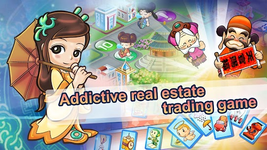 Richman 4 Fun Mod Apk 5.0 (Unlock All Maps and Characters) 2
