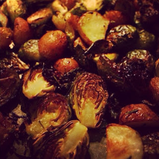 Roasted Red Potatoes And Brussel Sprouts Recipes