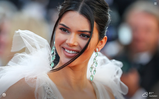 Kendall Jenner HD Wallpapers New Tab