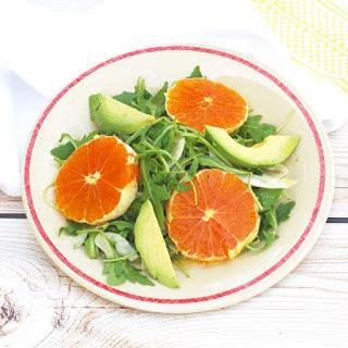 Citrus Fennel Salad with Champagne-Lemon Vinaigrette Recipe