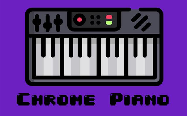 Chrome Piano
