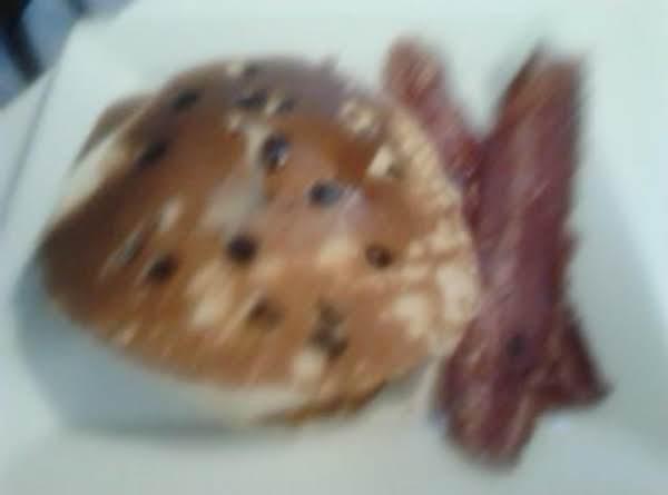 Fluffy Chocolate Chip Pancakes Recipe