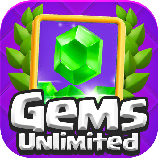 Gems for Clash Royale Prank app (apk) free download for Android/PC/Windows