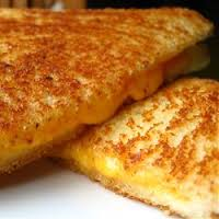 3 CHEESE GRILLED CHEESE (v)