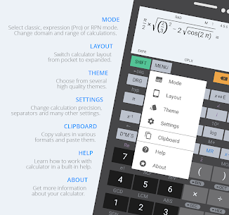 HiPER Calc Pro v6.4 build 96 [Paid] APK 2