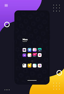 Gruvy Iconpack Screenshot
