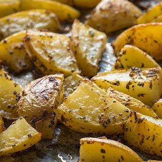Greek Roasted Potatoes Recipe