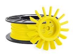 Yellow PRO Series Tough PLA Filament -2.85mm (1kg)