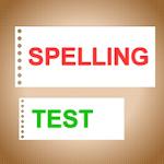 Spelling Test Icon