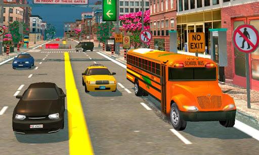 SMA Bus Driving 3D 1.2.9 screenshots 2