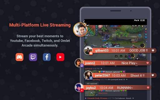 Omlet Arcade - Stream, Meet, Play 1.35.1 screenshots 9