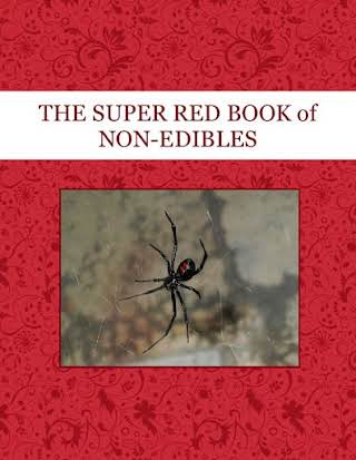 THE SUPER RED BOOK  of NON-EDIBLES