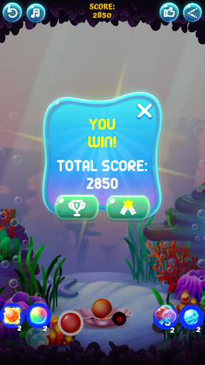 Ocean Bubble Shooter: Puzzle Smashing Friends 0.0.42 screenshots 14