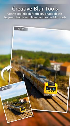 PhotoDirector Photo Editor App screenshot 6