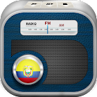 Radio Ecuador Free icon