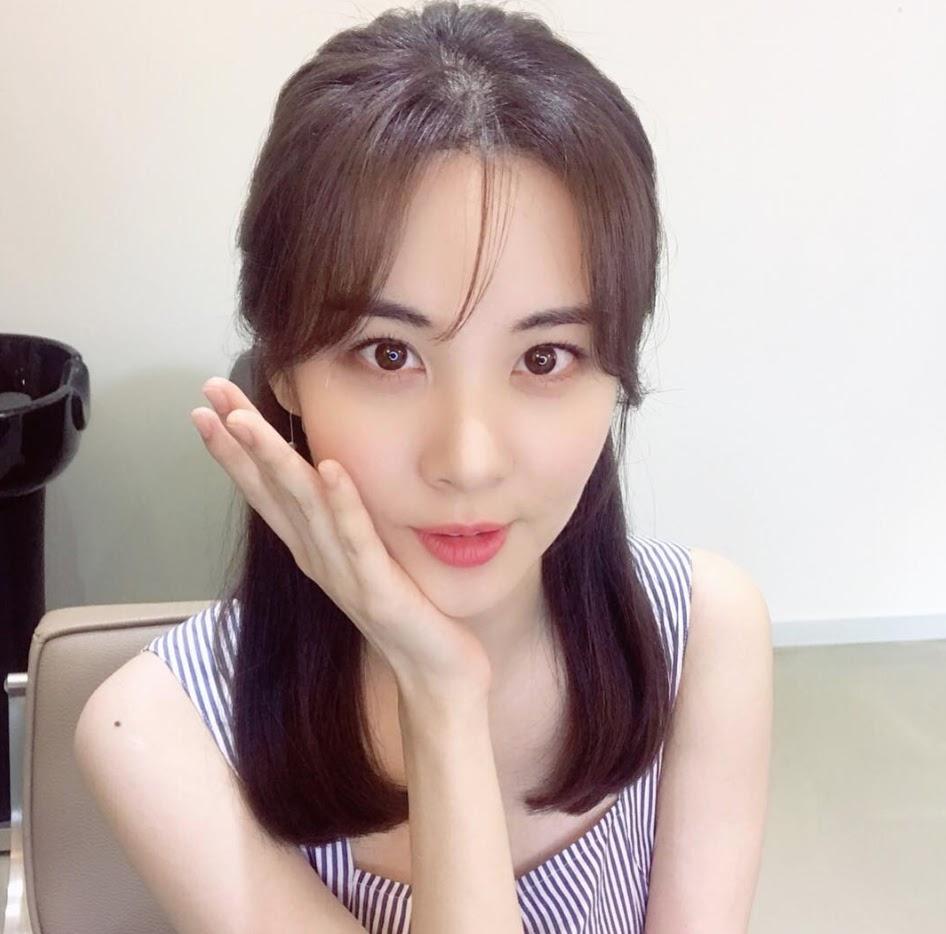 Seohyun-Instagram