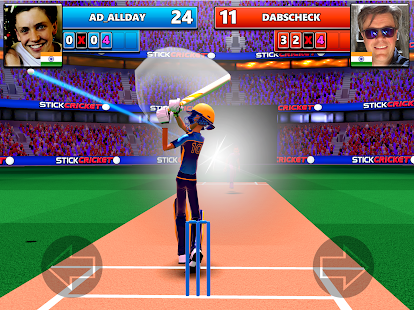 Stick Cricket Live 2020 - Play 1v1 Cricket Games Screenshot