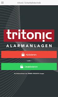 tritonic Sicherheitstechnik - náhled