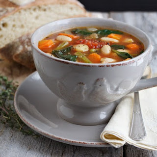 Provencal Vegetable Soup Recipes