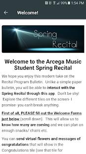 ArcegaMusic - náhled
