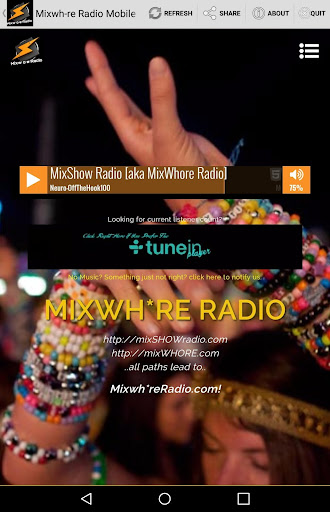 Mixwh-re Radio Mobile 3rd Gen