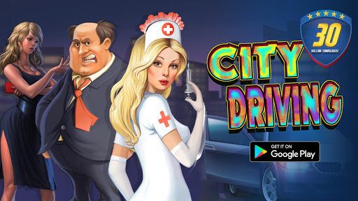 City Driving 3D  screenshots 7
