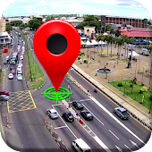 Street View Live HD: GPS Route & Voice Navigation