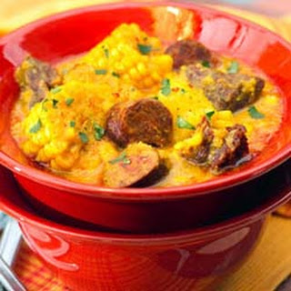 Guiso de Maíz -- Cuban Corn Stew