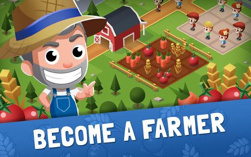 Idle Farm Tycoon - Merge Simulator 0.8 screenshots 14