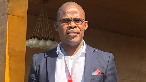 Joseph Ndaba, CEO of the Mahikeng Innovation Hub and member of the presidential commission on 4IR.