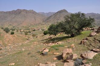Photo: J11 : Descente vers Aguerd Oudad, Taghzout