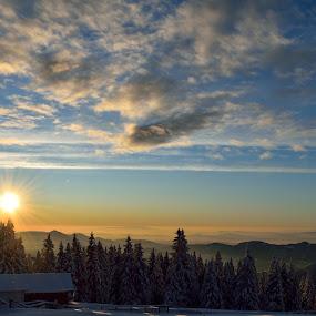 by Simon Hanžurej - Landscapes Sunsets & Sunrises