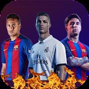 ? Ronaldo ?Neymar ?messi Wallpapers| Full HD ? APK for Bluestacks